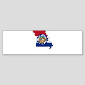 Missouri Stripe Custom Design Sticker (Bumper 10 p