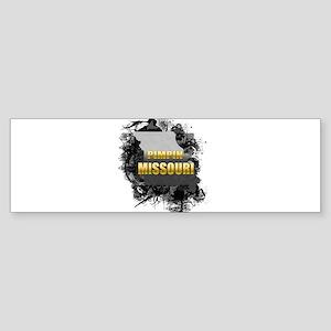 Pimpin' Missouri Bumper Sticker (10 pk)