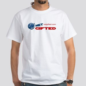NetGifted White T-Shirt