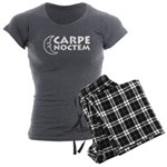 Carpe Noctem Women's Charcoal Pajamas