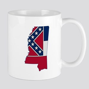 Mississippi Stripe Custom Des Mug