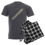 Tread Men's Charcoal Pajamas