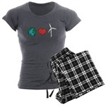 Earth Loves Wind Pajamas