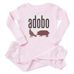 adobo Baby Pajamas