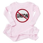 Anti-Union Infant Bodysuit