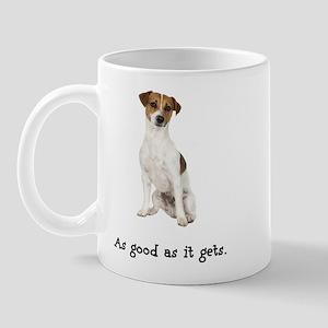 Good Jack Russell Terrier Mug