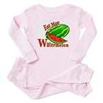 Watermelon Baby Pajamas