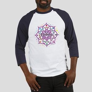 Epilepsy Lotus Baseball Jersey