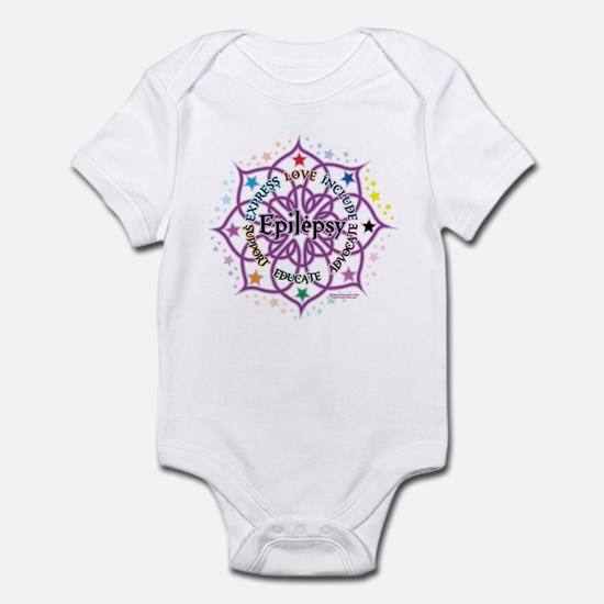 Epilepsy Lotus Infant Bodysuit