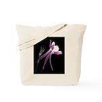 Floral Flow Tote Bag