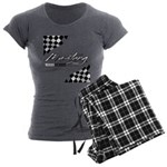 MustangFlags Women's Charcoal Pajamas
