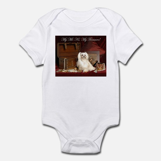 Mi-Ki Clothing & Apparel Infant Bodysuit