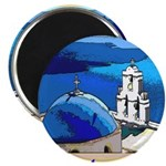 Santorini Greece Magnet