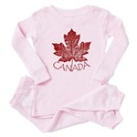 Canada Souvenirs Vintage Canadian Maple Leaf Art B