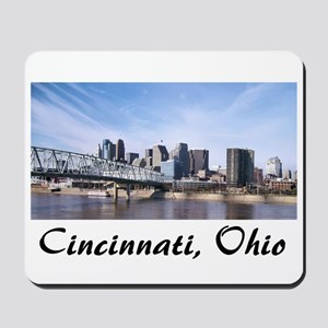 Cincinnati Ohio Mousepad