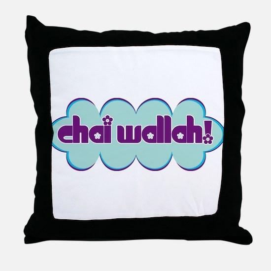 Bollywood Throw Pillow
