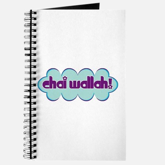 Cute Chai Journal