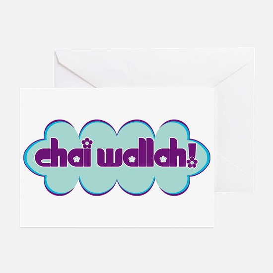 Cute Chai Greeting Cards (Pk of 10)