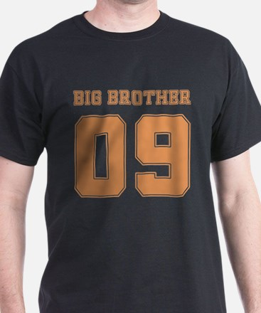 Brown Big Brother 09 T-Shirt