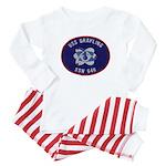 USS GRAYLING Baby Pajamas