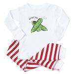 Sweet Pea - Baby Pajamas