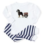 Greater Swiss Infant Bodysuit