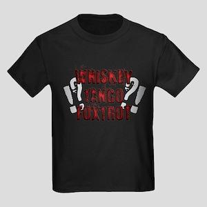 WTF?! Kids Dark T-Shirt