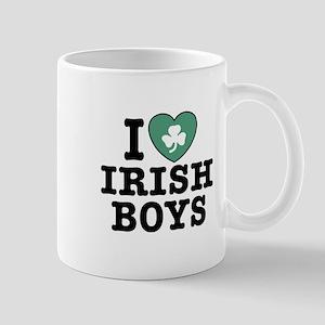 I Love Irish Boys Mug