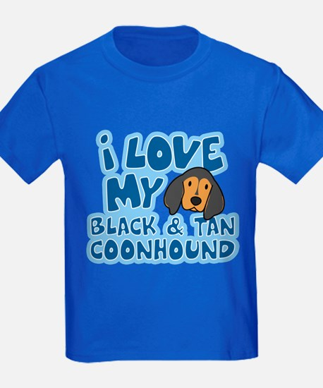 I Love my BT Coonhound T