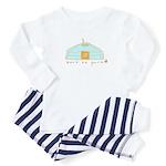 Born To Yurt! Infant Bodysuit