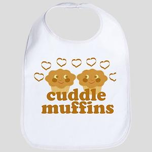 Cuddle Muffins in Love Bib