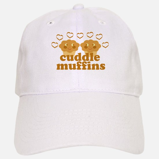 Cuddle Muffins in Love Baseball Baseball Cap