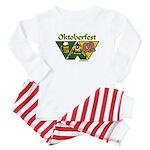 Oktoberfest Baby Pajamas