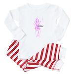 Captain Bhangre Di Baby Pajamas
