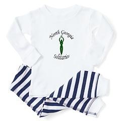 largeNGSlogo Baby Pajamas