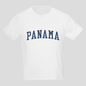 Panama Blue Kids Light T-Shirt