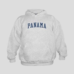 Panama Blue Kids Hoodie
