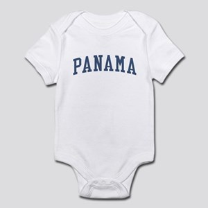 Panama Blue Infant Bodysuit