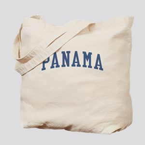 Panama Blue Tote Bag