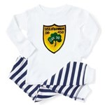 USS O'BANNON Baby Pajamas