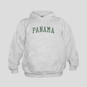 Panama Green Kids Hoodie