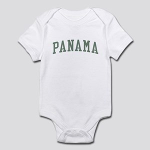 Panama Green Infant Bodysuit