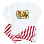 Chess Kids Baby Pajamas