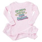 Old School Hip-Hop Baby Pajamas