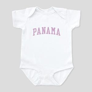 Panama Pink Infant Bodysuit