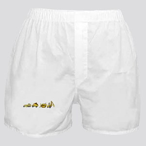 Trucks! Boxer Shorts