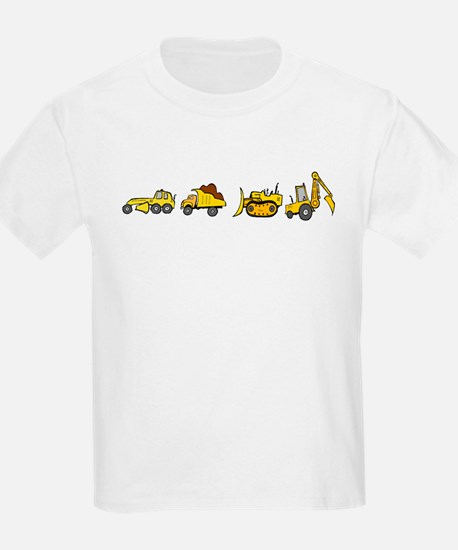 Trucks! Kids T-Shirt