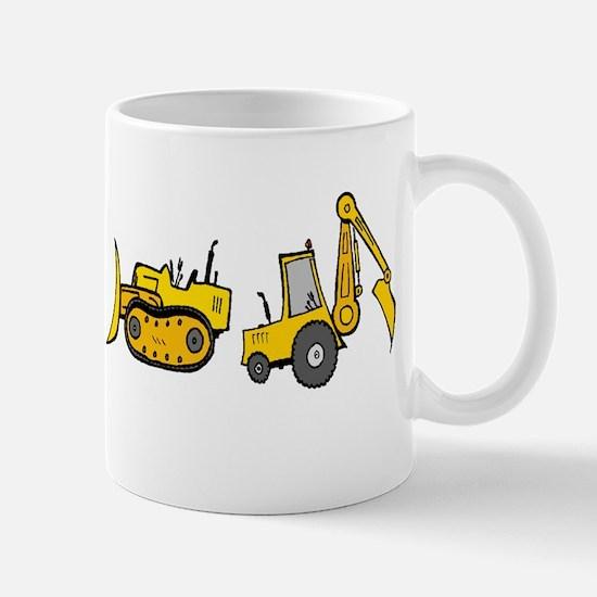 Trucks! Mug