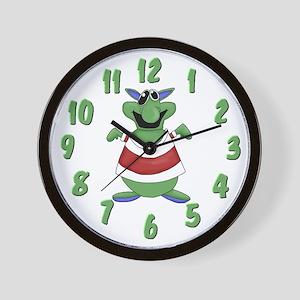 Gremlin Wall Clock