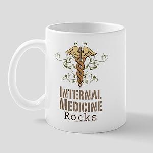 Internal Medicine Rocks Mug